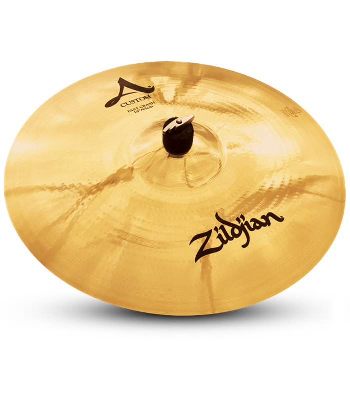 ÈINELA ZILDJIAN A-CUSTOM CRASH FAST 18""