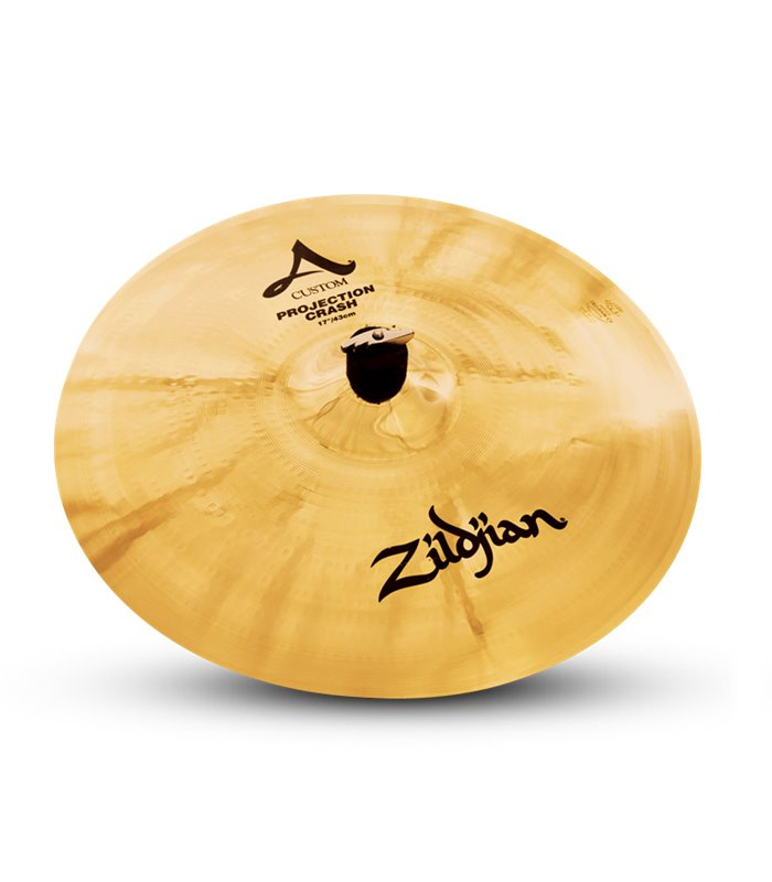 ÈINELA ZILDJIAN A-CUSTOM CRASH PROJECTION 17""
