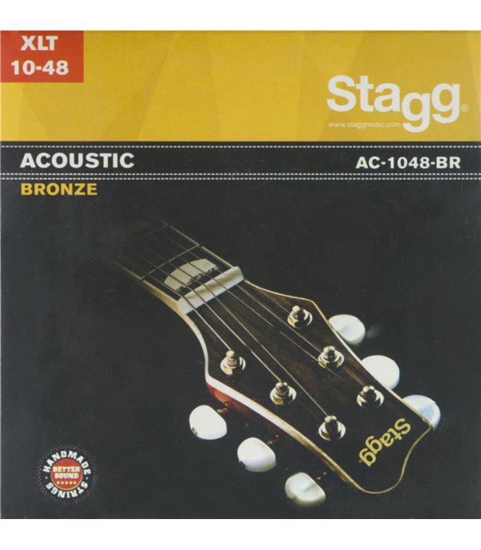 ®ICE STAGG GITARA AKUSTIÈNA AC  1048 BR