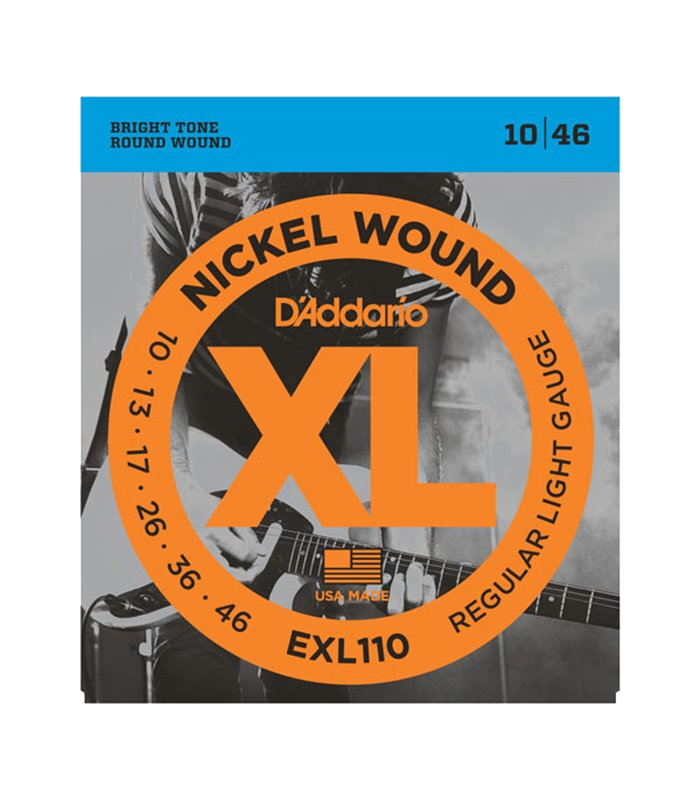 ®ICE DADDARIO ELEKTRIKA EXL110 10-46