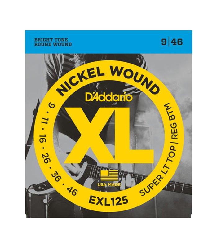 ®ICE DADDARIO ELEKTRIKA EXL125 09-46