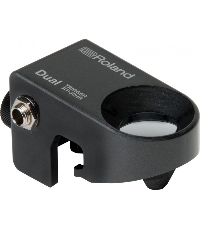 TRIGGER ROLAND RT-30HR Dual Zone Snare Trigger