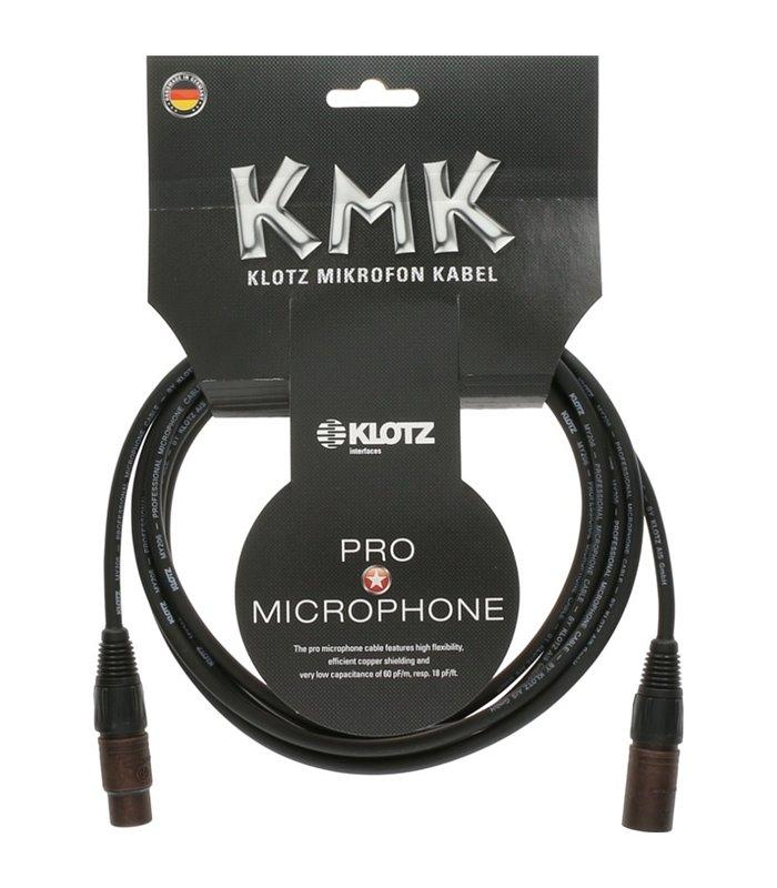 KABEL KLOTZ MIKROFONSKI M1FM1K1000 10m