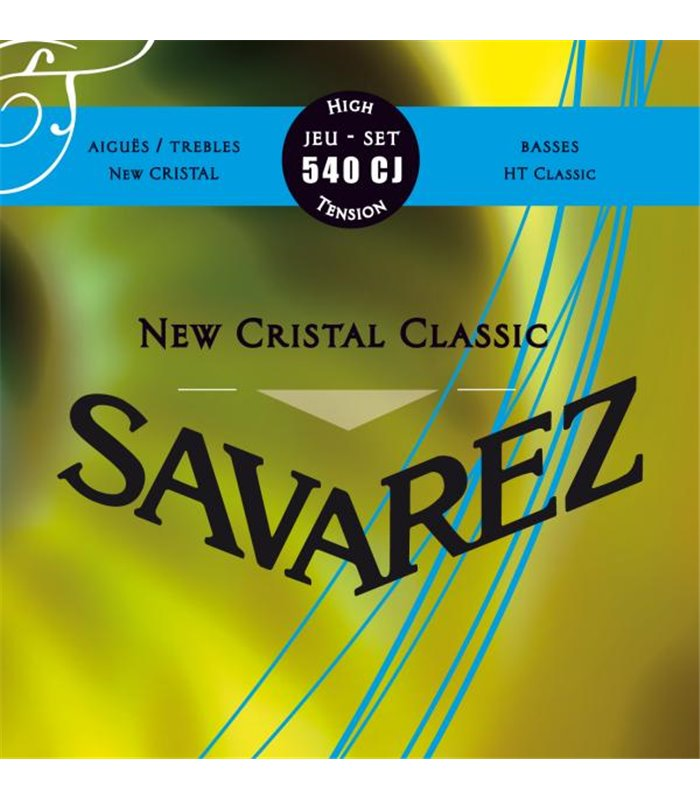 ŽICE SAVAREZ GITARA KLASIČNA 540CJ New Cristal
