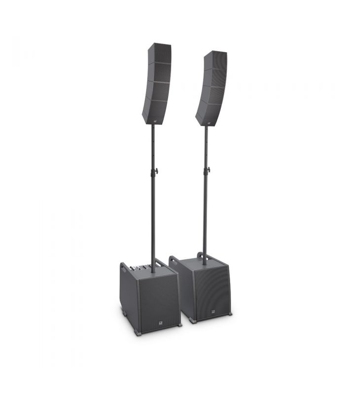 MINI RAZGLAS LD-SYSTEMS CURV500PS Power Set