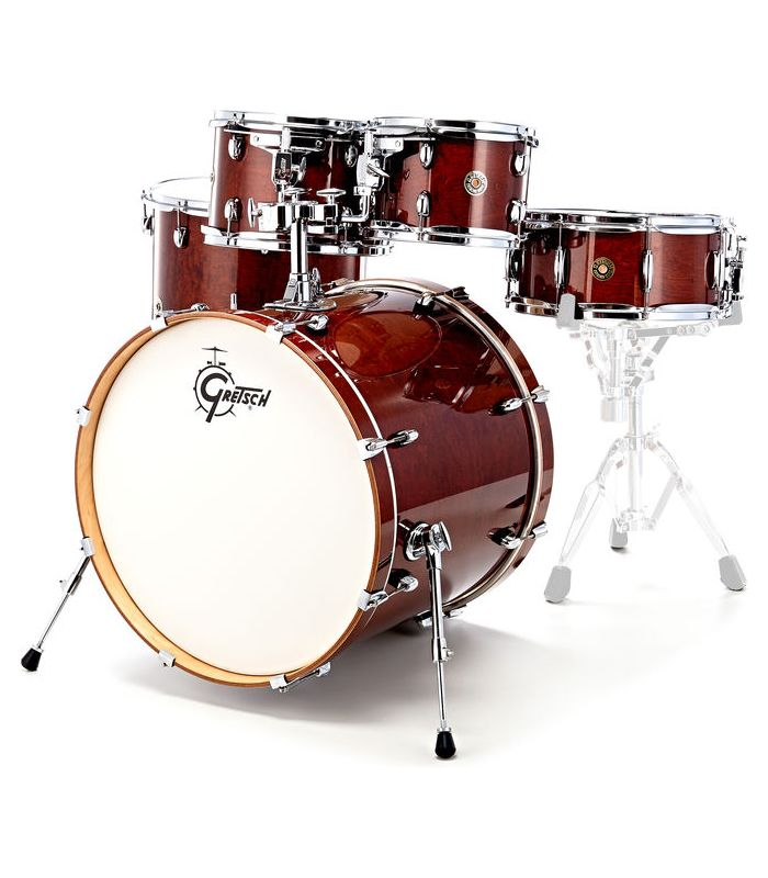 BUBANJ GRETSCH CATALINA MAPLE WG (22,10,12,16,14) SHELL SET