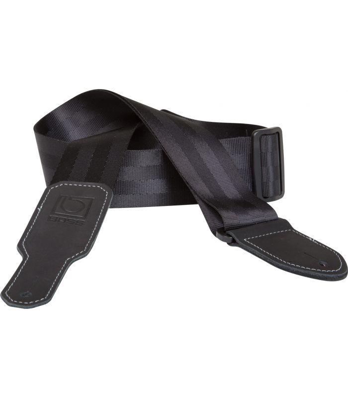 REMEN BOSS BSB-20-BLK black seatbelt