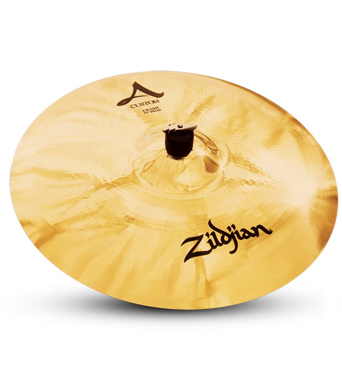 ÈINELA ZILDJIAN A-CUSTOM CRASH 19""