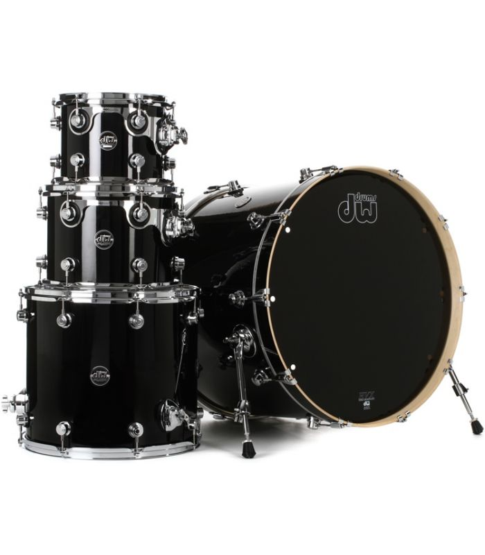 BUBANJ DW PERFORMANCE GLOSS BLACK (22,10,12,16) SHELL SET