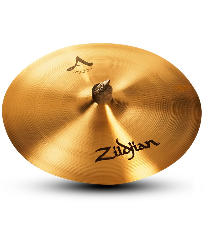 ČINELA ZILDJIAN A CRASH THIN 17""