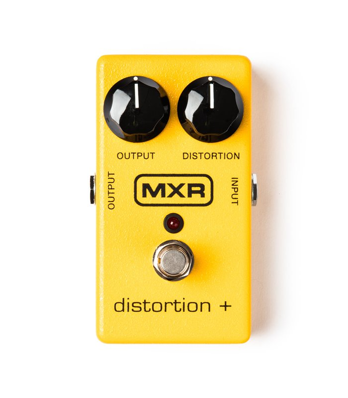 PEDALA  EFEKT MXR M104 DISTORTION +