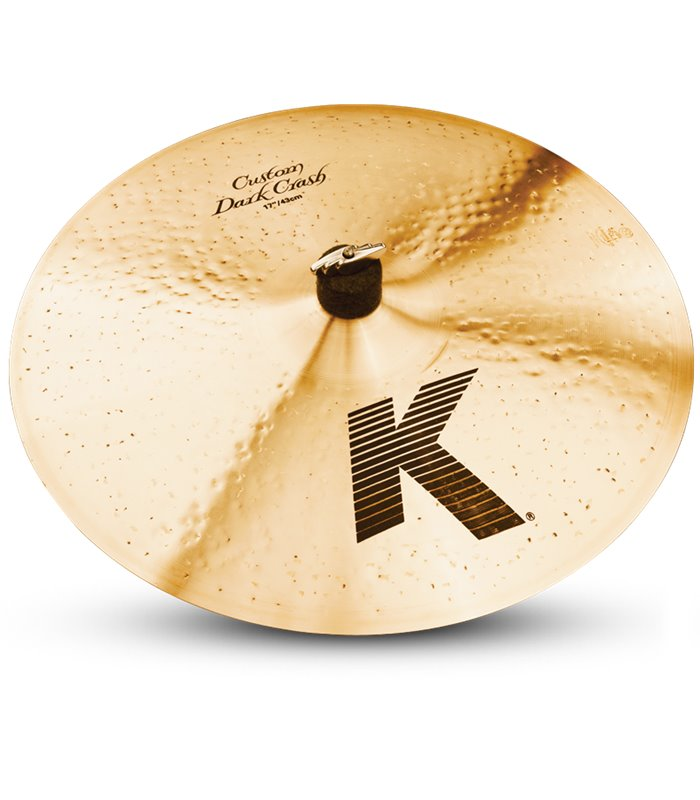 ÈINELA ZILDJIAN K-CUSTOM DARK CRASH 17""