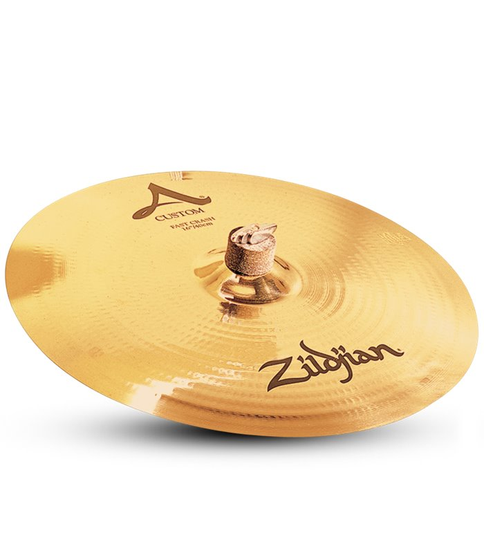 ÈINELA ZILDJIAN A-CUSTOM CRASH FAST 16""