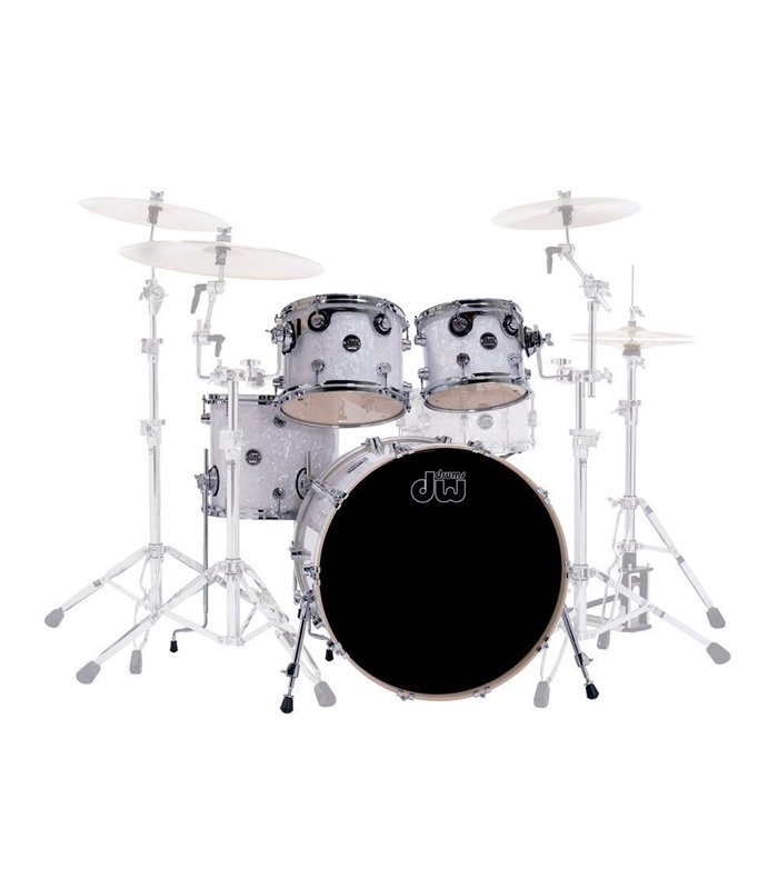 BUBANJ DW PERFORMANCE WHITE MARINE PEARL (22,10,16) SHELL SET