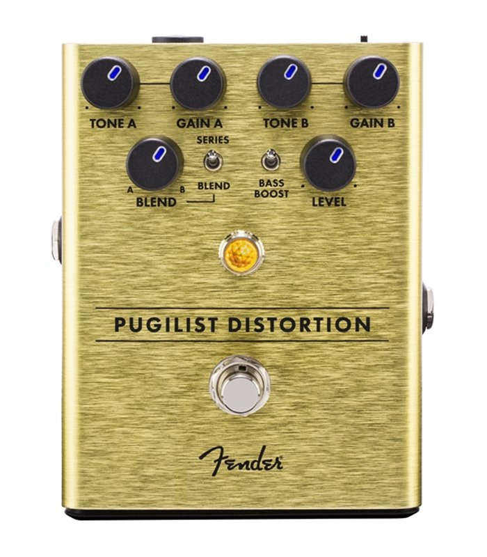 PEDALA EFEKT FENDER PUGILIST DISTORTION