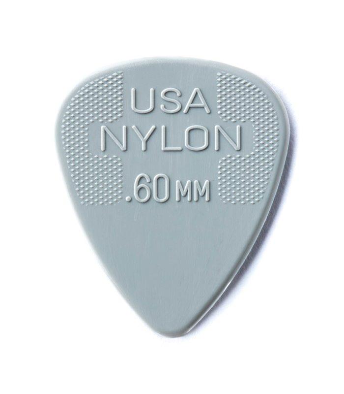 JIM DUNLOP NYLON STANDARD 0,60 TRZALICA