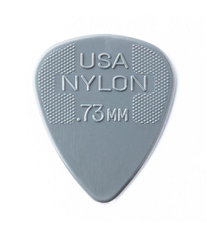 JIM DUNLOP NYLON STANDARD 0,73 TRZALICA