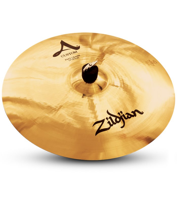 ÈINELA ZILDJIAN A-CUSTOM CRASH FAST 17""