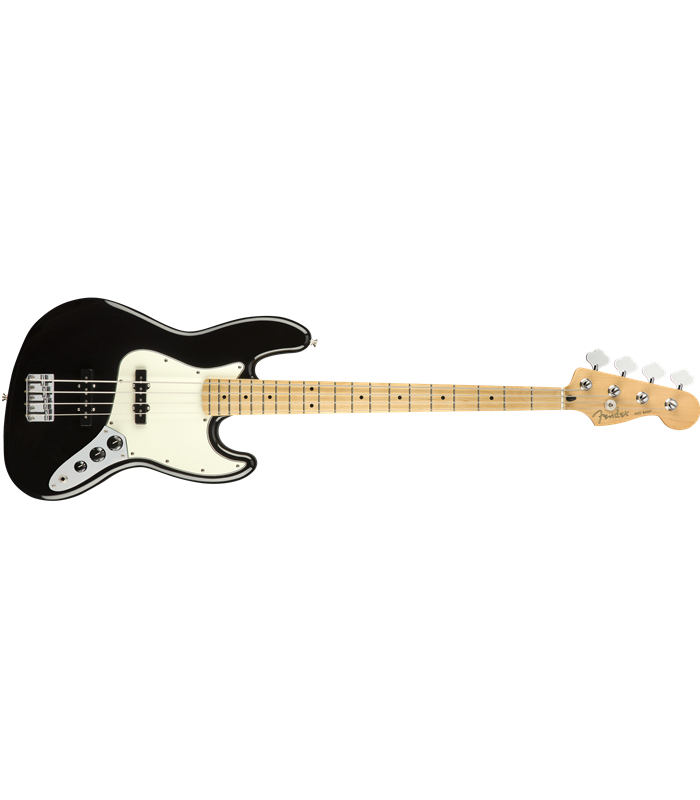 BAS GITARA FENDER PLAYER JAZZ BASS MN BLK
