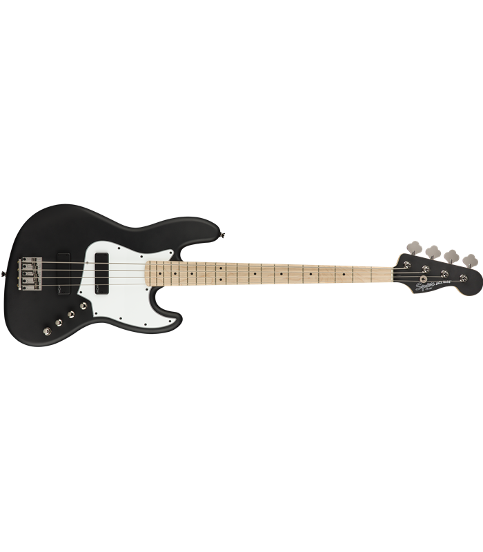 BAS GITARA SQUIER CONTEMPORARY JAZZ BASS HH MN FLT BLK