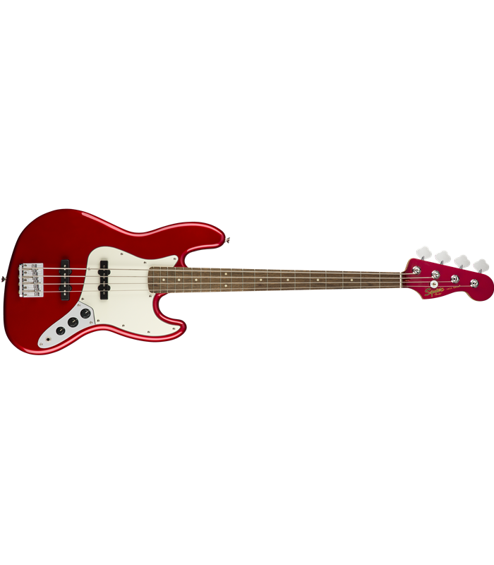 BAS GITARA SQUIER CONTEMPORARY JAZZ BASS LRL MET RD