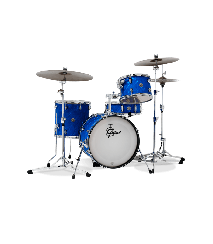 BUBANJ GRETSCH SHELL SET CATALINA CLUB (18x14, 12x18, 14x14, 14x5) BSF