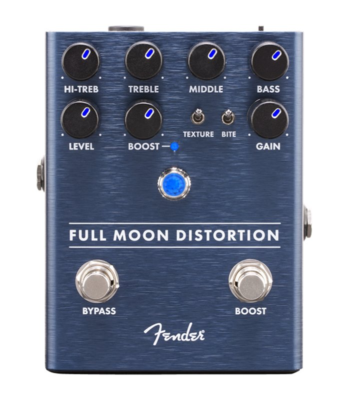 PEDALA EFEKT FENDER FULL MOON DISTORTION