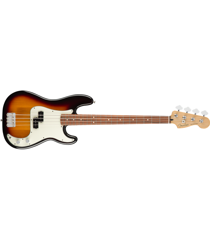 BAS GITARA FENDER PLAYER PRECISION BASS PF 3TS