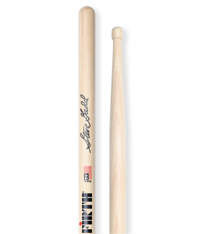 PALICE VIC FIRTH SSG2 Steve Gadd Signature Clear Finish