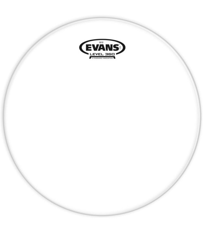 "PLASTIKA EVANS TT08G12 8"" CLEAR"