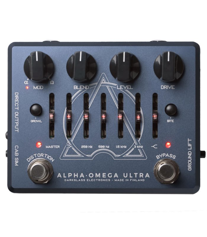 PEDALA EFEKT DARKGLASS ALPHA-OMEGA ULTRA