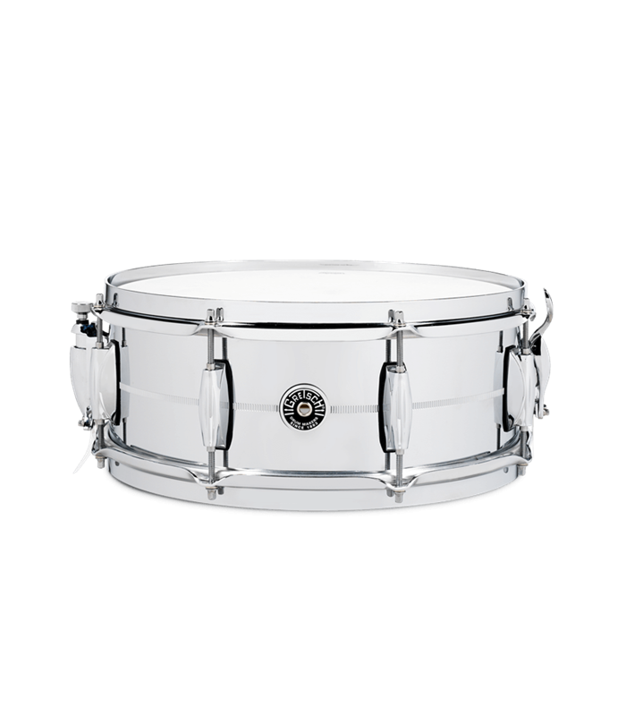 SNARE GRETSCH GB-4160 Chrome Over Brass