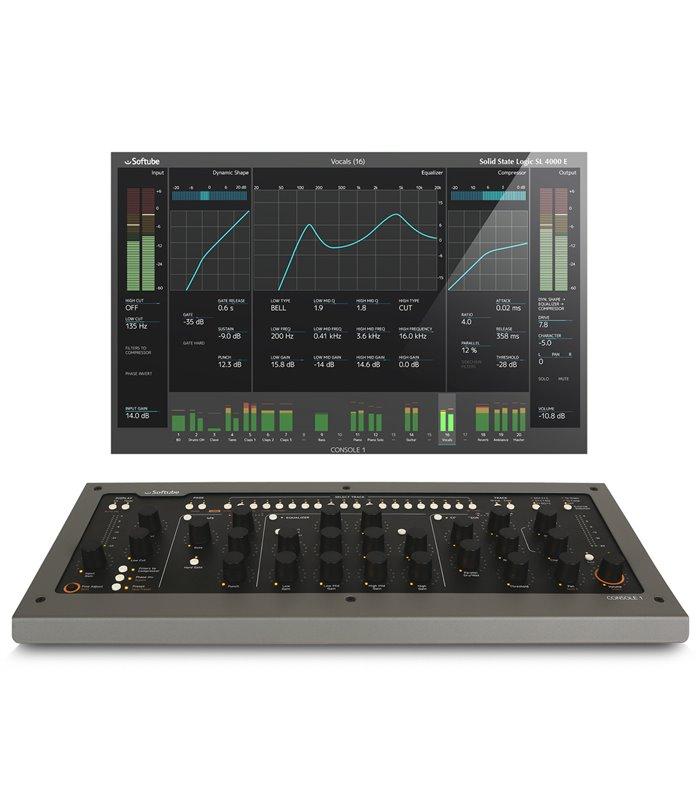MIDI KONTROLER SOFTUBE CONSOLE 1