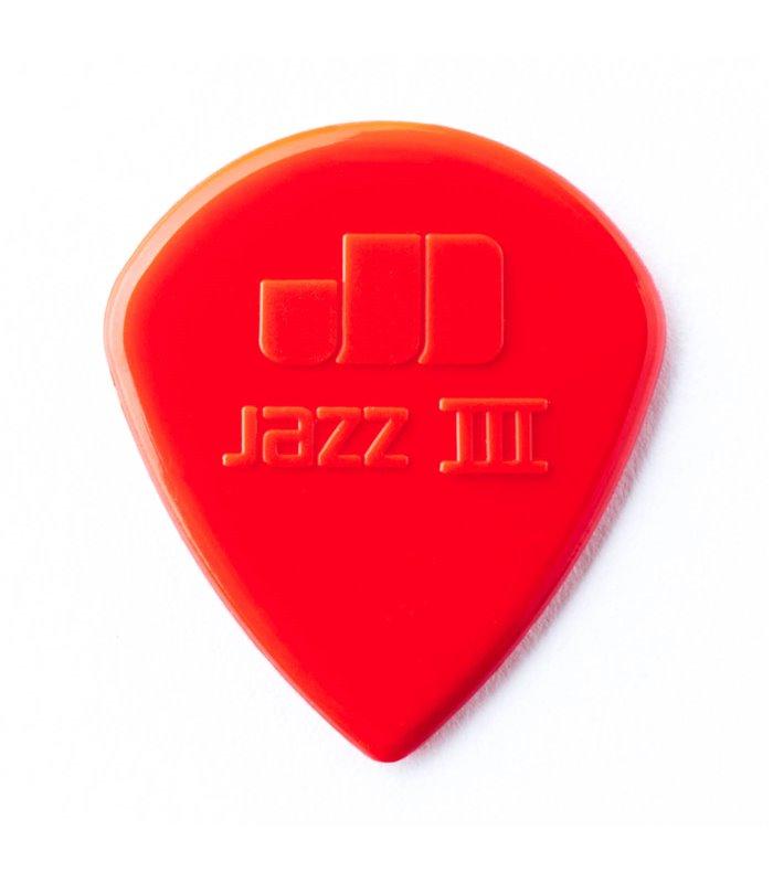 JIM DUNLOP NYLON JAZZ III 1,38 TRZALICA
