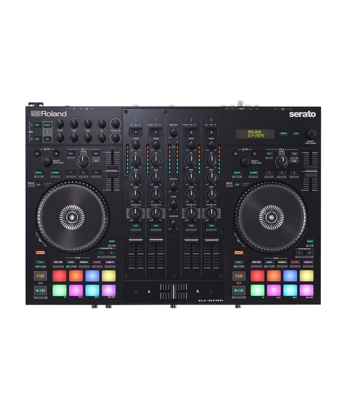 KONTROLER ROLAND DJ-707M