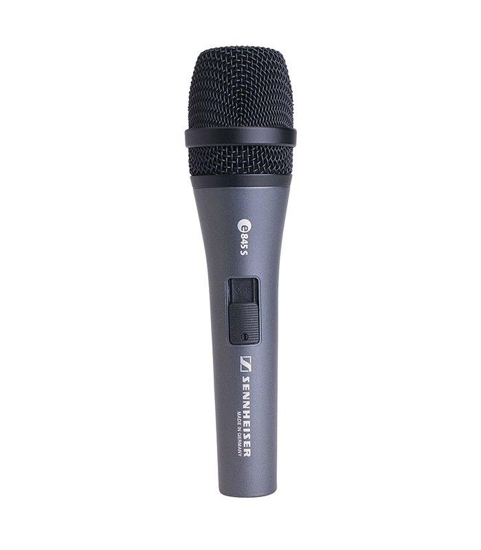 SENNHEISER E845-S Dynamic Vocal MIKROFON