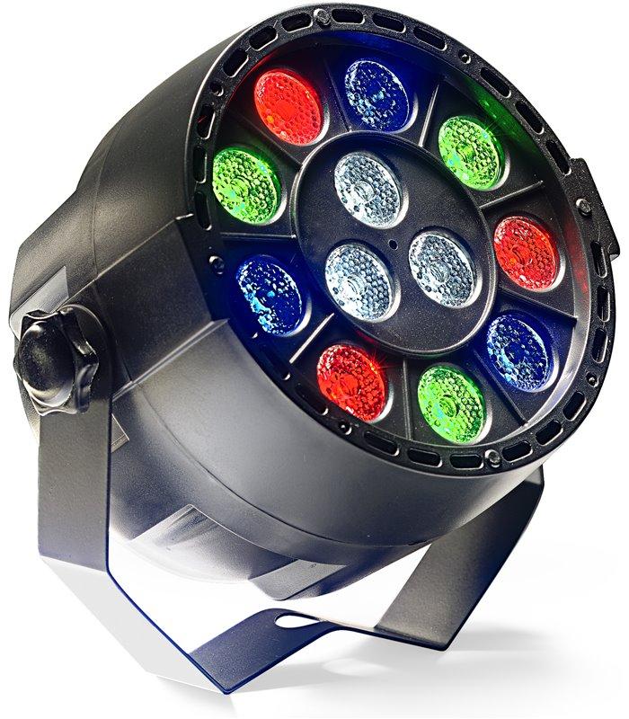 STAGG SLT-ECOPAR XS-2 LED RGBW 12x1W LIGHT