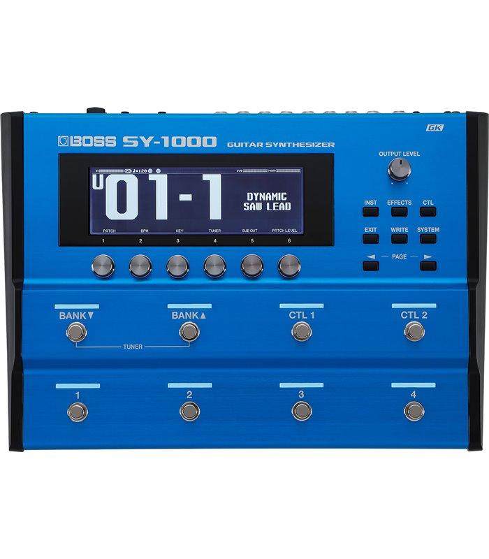 BOSS SY-1000 Guitar Synth MULTIEFEKT