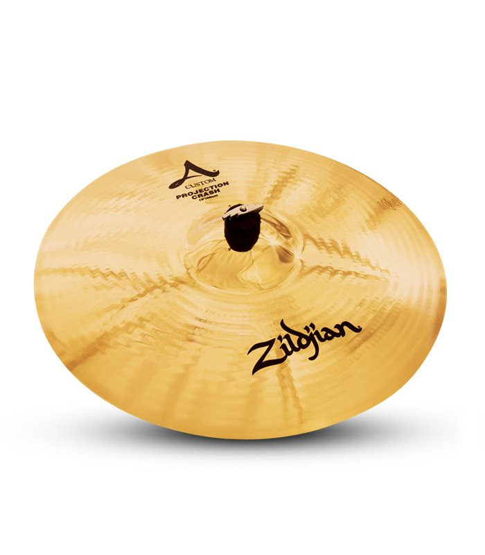 ÈINELA ZILDJIAN A-CUSTOM CRASH PROJECTION 19""