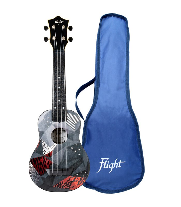 FLIGHT TUS21P TRAVEL SOPRANO UKULELE