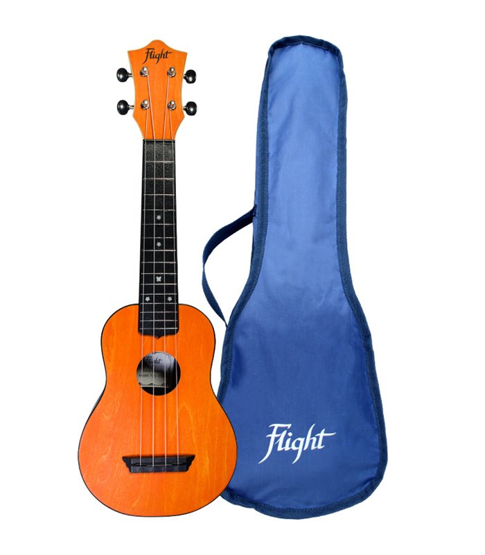 FLIGHT TUS35OR TRAVEL SOPRANO UKULELE