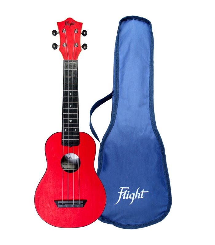 FLIGHT TUS35RD TRAVEL SOPRANO UKULELE