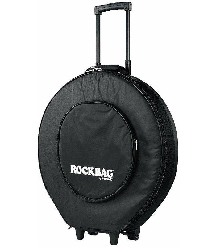 """ROCKBAG ZA ČINELE ZA 22"""" RB22740BK Premium Cymbal Softlight NAVLAKA"""