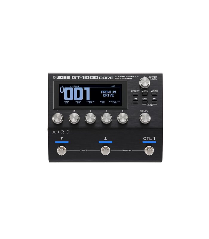 BOSS GT-1000 CORE MULTIEFEKT GITARSKI