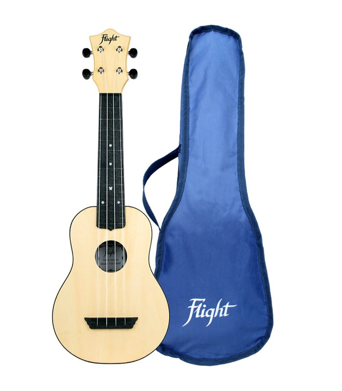 FLIGHT TUS35NA TRAVEL SOPRANO UKULELE