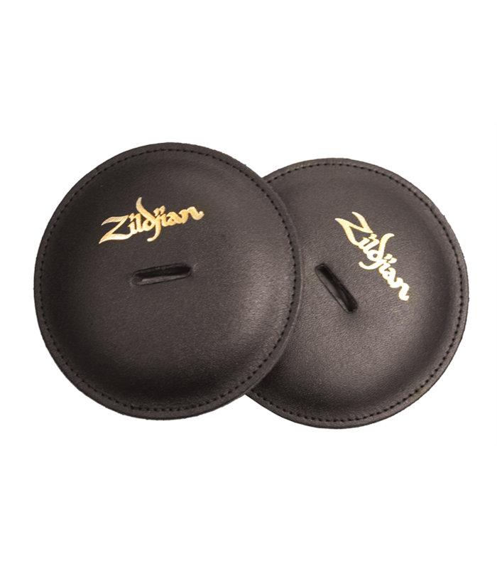 ZILDJIAN LEATHER PADS PAIR REMEN