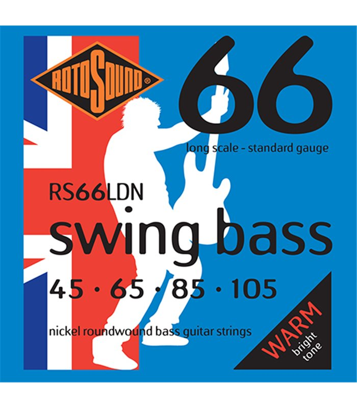 ROTOSOUND RS66LDN SWING BASS 66 45-105 ŽICE