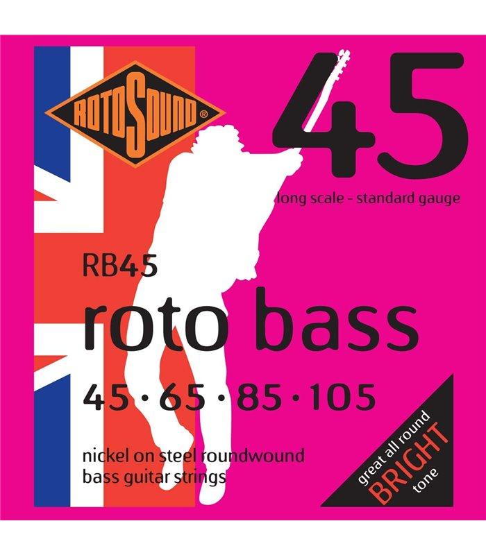 ROTOSOUND RB45 45-105 ŽICE