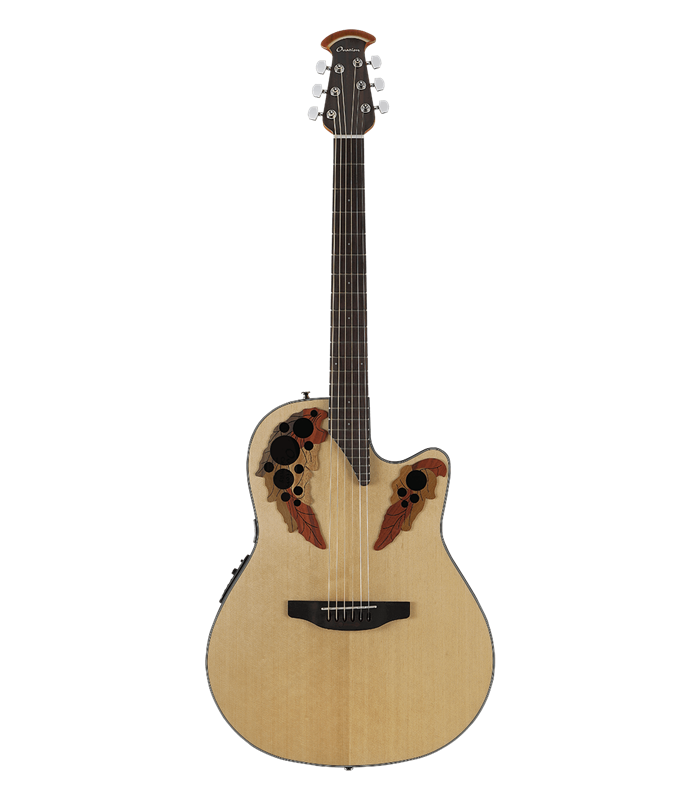 OVATION CELEBRITY ELITE CE44-4 natural GITARA ELEKTRO-AKUSTIČNA