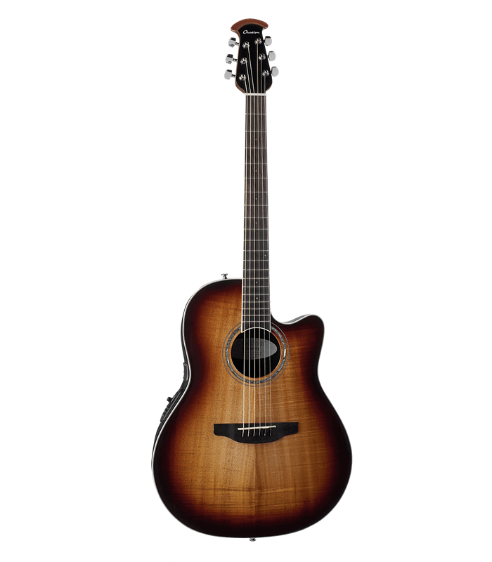 OVATION CELEBRITY STD. PLUS CS28P-KOAB koa burst GITARA ELEKTRO-AKUSTIČNA